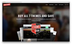 themes you 30 awesome wordpress themes for conference and event 2018 colorlib