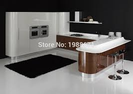Wood Veneer For Kitchen Cabinets by Kitchen Cabinet Doors Wood Veneer High Gloss Painting Kitchen