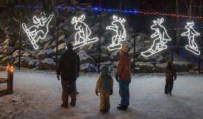 when do the zoo lights end zoo lights the alaska zoo