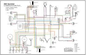 sportster wiring diagram wiring diagram and schematic design