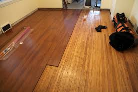 different hardwood floors in different rooms laminate