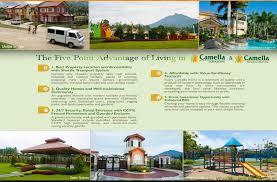camella homes dumaguete single attached camella series cebu