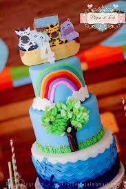 Noah S Ark Decorations Kara U0027s Party Ideas Noah U0027s Ark Themed 4th Birthday Party Kara U0027s