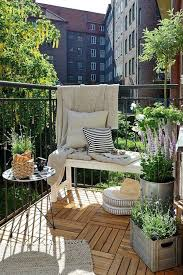 Decorating Decks And Patios 55 Apartment Balcony Decorating Ideas Art And Design