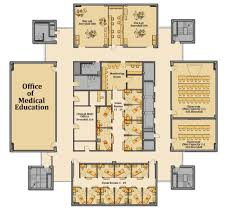 medical office floor plan clinical skills center floorplan u2014 cspsc