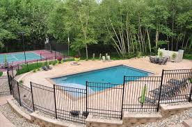 Backyard Pool Landscaping Pictures by Only On Pinterest Best Rectangle Pool Landscaping Rectangle Pool