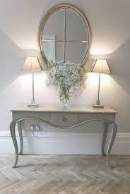 Hallway Console Table And Mirror Might You Want A Table In The Hallway Or Would You Rather Keep It