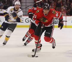 chicago blackhawks hossa on doorstep of no 500