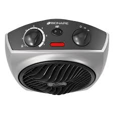 heat circulator with rotating grill silver