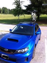 Subaru Wrx Roof Rack by Teach Me On Bike Roof Racks Nasioc