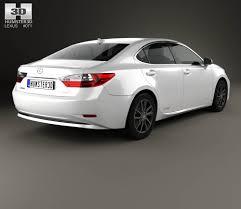 hybrid lexus 2015 lexus es hybrid 2015 3d model hum3d