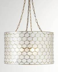 Capiz Light Pendant Felicity Capiz 3 Light Pendant