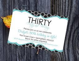 30th birthday invitation wording funny invitation templates