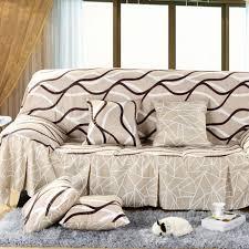 Sofa Fabric Stores 100 Cotton Sofa Set Sofa Cover Single Double Sofa Fabric Full