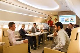 emirates luxury private jet service most expensive in the world
