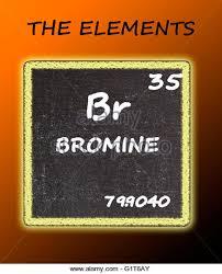 Bromine Periodic Table Bromine Stock Photos U0026 Bromine Stock Images Alamy