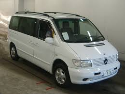 2001 Benz 2001 Mercedes Benz V Class V230 Japanese Used Cars Auction