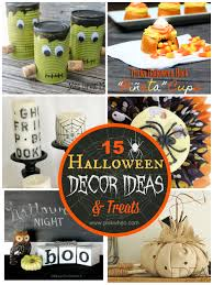 Halloween Decor Crafts 15 Halloween Decor Ideas And Treats Crafts It Is And Decorating