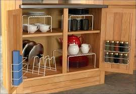 kitchen cabinet shelving ideas pan storage cabinet pot kitchen organizer for pots organizers 17
