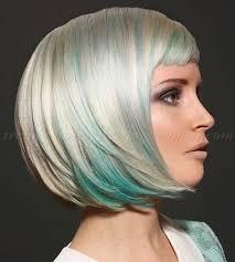 bob hair lowlights bob haircut blonde bob green lowlights trendy hairstyles for
