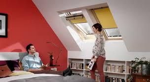 Schlafzimmer Komplett Abdunkeln Dachausbau Ideen Für Schlafzimmer Velux Dachfenster