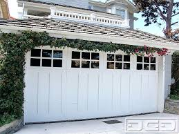 Automatic Overhead Door Traditional Carriage House Garage Doors Combined With Modern