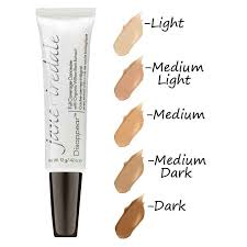 jane iredale active light concealer swatches jane iredale disappear concealer light mediskin