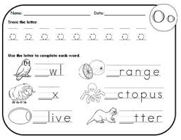 letter o worksheets by kindergarten swag teachers pay teachers