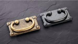 vintage cabinet door knobs vintage cabinet pulls 3 vintage drawer pulls handles antique brass