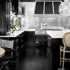 black and kitchen ideas black and silver kitchens design ideas