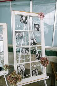 wedding decor ideas 26 creative diy photo display wedding decor ideas tulle