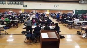 upper students assist at annual harker math invitational