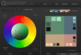 Color Palette Examples by Freelance Webdesigner Color Palette Picking Best Friend
