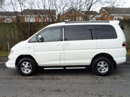 used mitsubishi delica cars for sale drive24