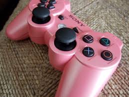 ps3 controller black friday pink ps3 controller for a girly gamer i must get one console