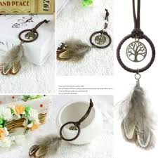 Unique Key Ring 3x Unique Key Chain Ring Feather Bead Dream Catcher Keychain