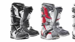 thor motocross boots thor quadrant 2 boot at chaparral motorsports youtube