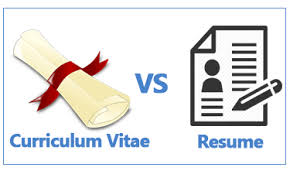 curriculum vitae cv vs resume what is the difference between cv and resume quora
