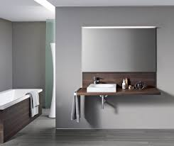 Duravit Bathroom Cabinets by Delos Console With Back Panel Vanity Units From Duravit Architonic