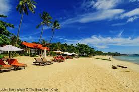 chaweng noi beach koh samui tidal treasures