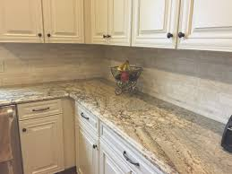 travertine kitchen backsplash backsplash top travertine tile kitchen backsplash design decor