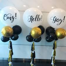 36 inch balloons premium helium inflated balloons personalized plain balloons
