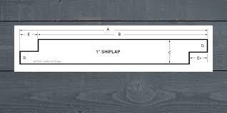 shiplap siding ship lap siding prices patterns pictures