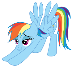 i want to inside rainbow dash know your meme