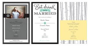 online wedding invitations diy inspiration your own wedding invitations my