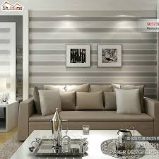 Wallpaper For Living Room Online Get Cheap Lines Wall Paper Aliexpress Com Alibaba Group