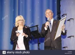 judy craymer and mayor michael bloomberg 10th broadway anniversary