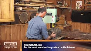 Wood Projects Youtube by Woodworking Project Tips Band Saw How To Use Your Band Saw As A