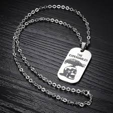 Personalized Mens Necklaces Necklace Steel Picture More Detailed Picture About Custom Name