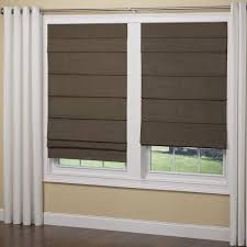 corded roman shades shades the home depot